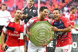 Manchester City / Arsenal-FA Community Shield