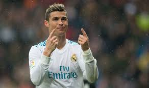 O atacante da Juventus e cinco vezes vencedor do