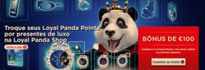 Como jogar Panda Real através de um aplicativo de telefone celular