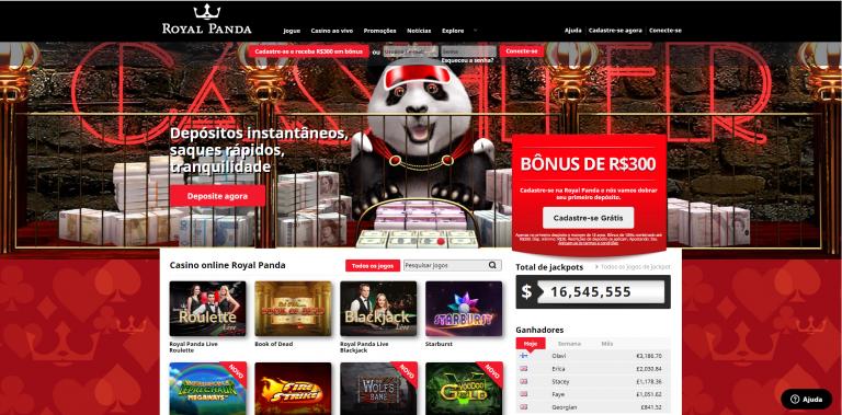 Bônus Royal Panda 2020